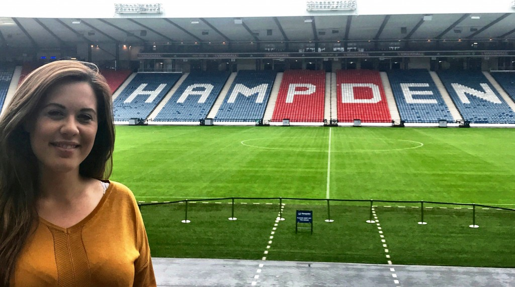 SPFL Trust General Manager Nicky Reid