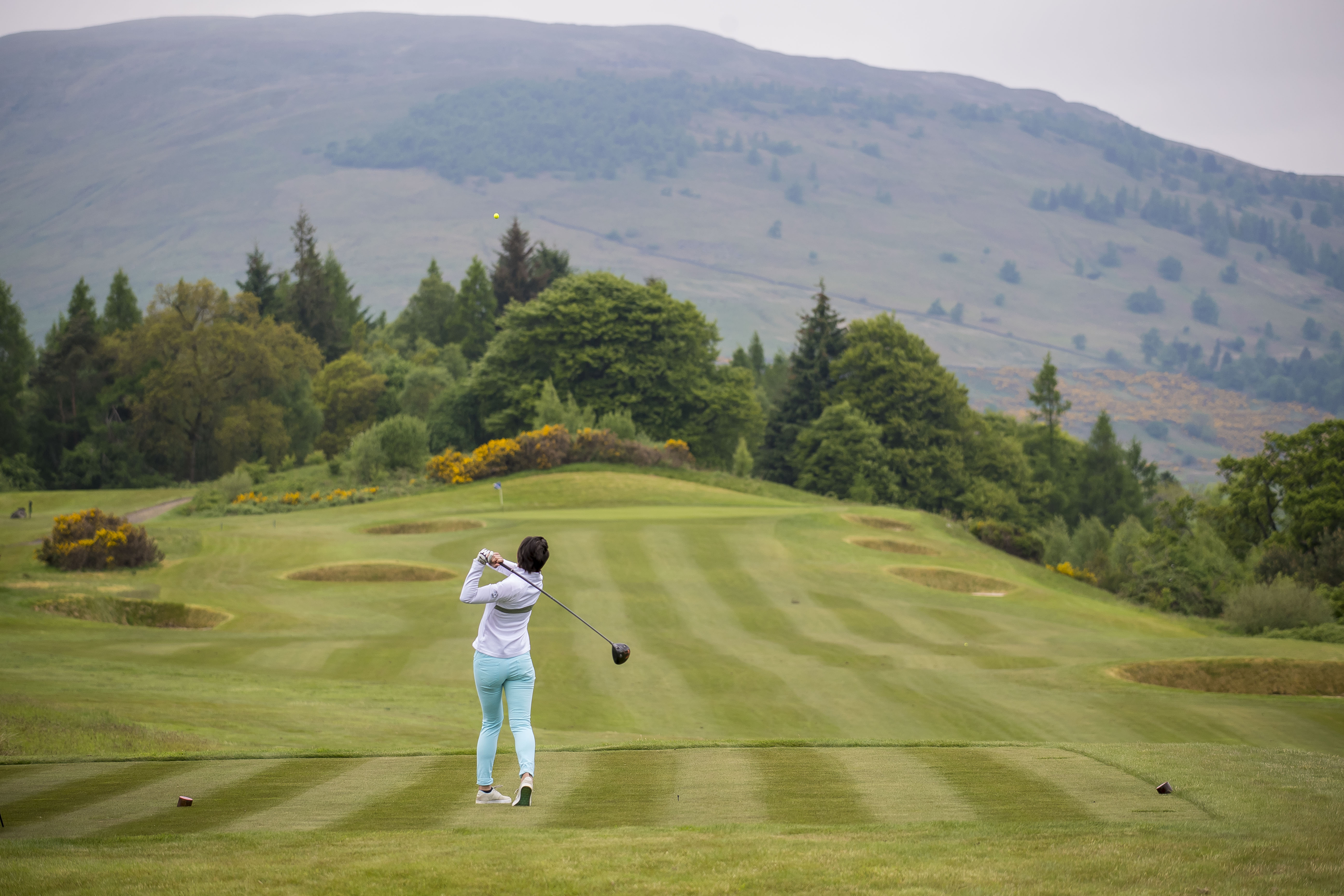 23/05/18 - The Carrick Golf Course were speaking at the SPFL Trust Annual Golf Day at the Carrick, All Proceeds raised will be used towards mental health first aid training in Scottish Football in Partnership with the Chris Mitchell Foundation for more info visit www.spfltrust.org.uk Photo credit should read: © Craig Watson Craig Watson, craigwatsonpix@icloud.com 07479748060 www.craigwatson.co.uk